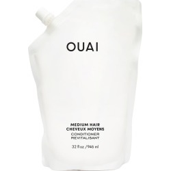 OUAI Medium Hair Conditioner Refill 946ml found on Makeup Collection from Harvey Nichols for GBP 43.83