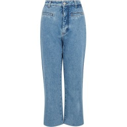 Loewe Fisherman Cropped Jeans found on MODAPINS from Harvey Nichols for USD $561.25