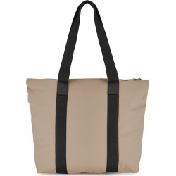 Rains Taupe Rubberised Tote found on MODAPINS from Harvey Nichols for USD $48.74