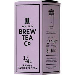 Brew Tea Co Earl Grey Loose Leaf Tea 113g