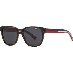 Dior Homme DiorFlag1 Wayfarer-style Sunglasses found on MODAPINS from Harvey Nichols for USD $291.15