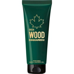 Dsquared2 Green Wood Bath & Shower Gel 250ml found on Makeup Collection from Harvey Nichols for GBP 30.72