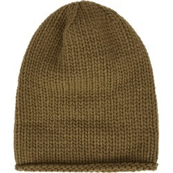 Inverni Filippo Olive Cashmere Beanie found on MODAPINS from Harvey Nichols for USD $213.18