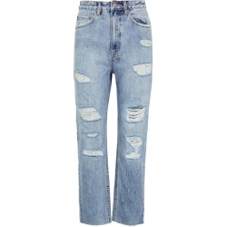 Ksubi Chlo Wasted Straight-leg Jeans found on MODAPINS from Harvey Nichols for USD $265.79
