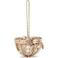 Rosantica Afrodite Crystal-embellished Top Handle Bag found on Bargain Bro UK from Harvey Nichols