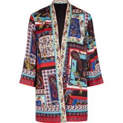 Alice + Olivia Koko Printed Satin Jacket found on Bargain Bro UK from Harvey Nichols