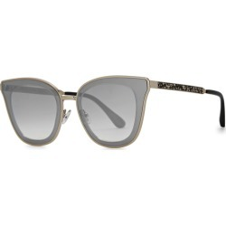Jimmy Choo Lory Gold Tone Cat-eye Sunglasses found on Bargain Bro UK from Harvey Nichols