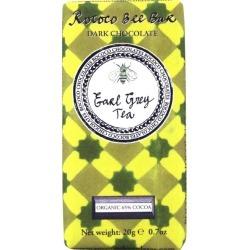 Rococo Earl Grey Tea Organic Dark Chocolate Bee Bar 20g found on Bargain Bro UK from Harvey Nichols