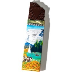 Compartés Campfire S'Mores Dark Chocolate Bar 85g found on Bargain Bro UK from Harvey Nichols