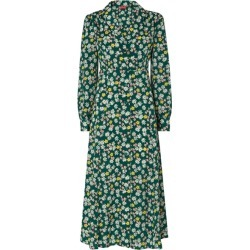 Kitri Maude Long Sleeve Tea Dress found on MODAPINS from Harvey Nichols for USD $189.37