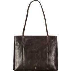 Maxwell Scott Bags Italian Leather Brown Shopper Tote For Women found on Bargain Bro UK from Harvey Nichols