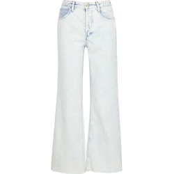 Free People Light Blue Flared Jeans found on MODAPINS from Harvey Nichols for USD $118.17