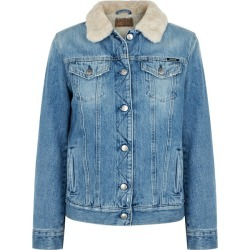 Replay Blue Denim Jacket found on MODAPINS from Harvey Nichols for USD $306.91