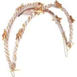 EMILY - LONDON Amanyara Beaded Headpiece found on Bargain Bro UK from Harvey Nichols