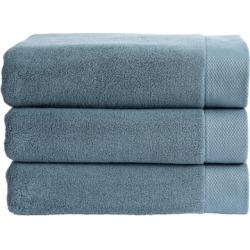 Christy Luxe Bath Towel Denim found on Bargain Bro UK from Harvey Nichols