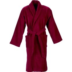 Christy Supreme Robe Xl Robe Raspberry found on MODAPINS from Harvey Nichols for USD $88.07