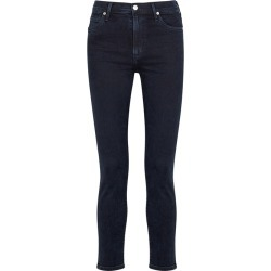 Citizens Of Humanity Rocket Indigo Cropped Skinny Jeans found on MODAPINS from Harvey Nichols for USD $387.30