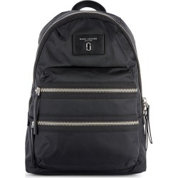 Marc Jacobs Black Shell Backpack