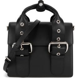 Vivienne Westwood Alex Medium Black Leather Top Handle Bag found on Bargain Bro UK from Harvey Nichols