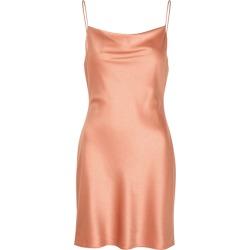 Alice + Olivia Harmony Rose Satin Mini Dress found on Bargain Bro UK from Harvey Nichols