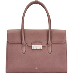 Maxwell Scott Bags Taupe Pebbled Leather Business Handbag For Women found on Bargain Bro UK from Harvey Nichols