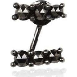 Alinka Jewellery Lara Left Earring Black Diamonds found on MODAPINS from Harvey Nichols for USD $2354.64