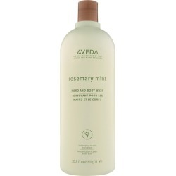 Aveda Rosemary Mint Hand & Body Wash 1000ml found on Makeup Collection from Harvey Nichols for GBP 63.16