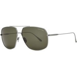 Tom Ford Eyewear John Aviator-style Sunglasses found on Bargain Bro UK from Harvey Nichols