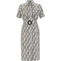 Max Mara Printed Cotton Poplin Dress found on Bargain Bro UK from Harvey Nichols