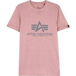 Alpha Industries Rose Logo-print Cotton T-shirt found on MODAPINS from Harvey Nichols for USD $39.91
