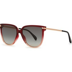Givenchy Red Oval-frame Sunglasses found on MODAPINS from Harvey Nichols for USD $272.72