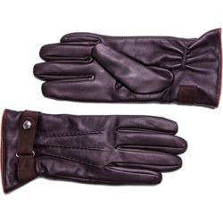 Hackett Commuter Leather Gloves found on MODAPINS from Harvey Nichols for USD $168.55