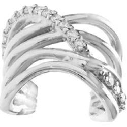 Alinka Jewellery Zoya Pinky Ring White Gold found on MODAPINS from Harvey Nichols for USD $2661.77