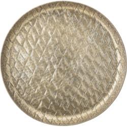 Bloomingville Textured Brass Tray found on Bargain Bro UK from Harvey Nichols