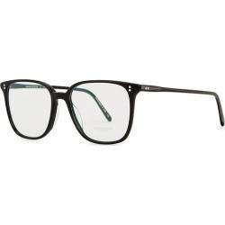 Oliver Peoples Coren Black Optical Glasses
