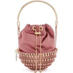 Rosantica Kingham Crystal-embellished Top Handle Bag found on Bargain Bro UK from Harvey Nichols