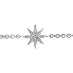 The Alkemistry 18ct White Gold And Diamond Mini Star Bracelet found on Bargain Bro UK from Harvey Nichols