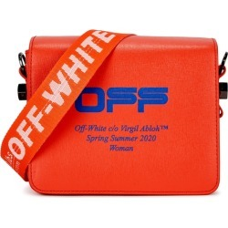Off-White Red Logo Leather Cross-body Bag found on Bargain Bro UK from Harvey Nichols
