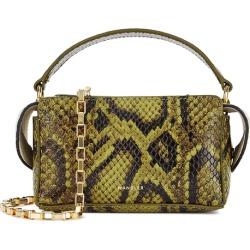 Wandler Yara Mini Python-effect Top Handle Bag found on Bargain Bro UK from Harvey Nichols