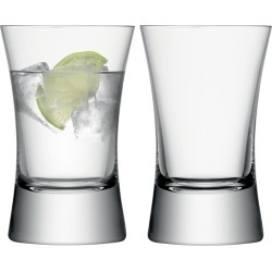 LSA International Moya Tumbler 330ml Clear X 2 found on Bargain Bro UK from Harvey Nichols