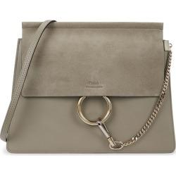 Chloé Faye Medium Leather Shoulder Bag found on Bargain Bro UK from Harvey Nichols