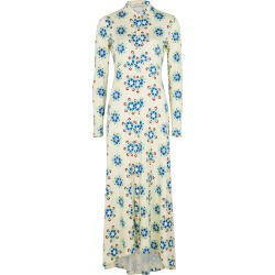 Floral-print jersey maxi dress found on MODAPINS from Harvey Nichols US for USD $830.00