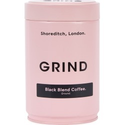 GRIND COFFEE Black Blend Ground Coffee 227g