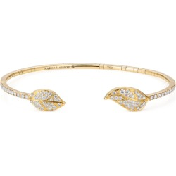 Nadine Aysoy Petites Feuilles Gold Bracelet found on Bargain Bro UK from Harvey Nichols