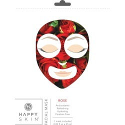 HAPPY SKIN Rose Sheet Mask found on Makeup Collection from Harvey Nichols for GBP 5.12