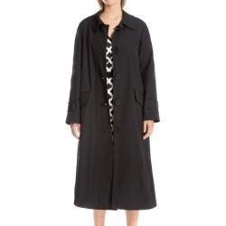 Max Studio Double-weave Raincoat found on MODAPINS from Harvey Nichols for USD $450.69