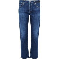 Citizens Of Humanity Emerson Dark Blue Slim-leg Jeans found on MODAPINS from Harvey Nichols for USD $305.13