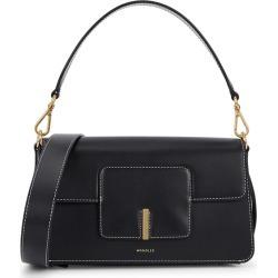 Wandler Georgia Black Leather Top Handle Bag found on Bargain Bro UK from Harvey Nichols