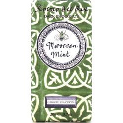 Rococo Moroccan Mint Organic Dark Chocolate Bee Bar 20g found on Bargain Bro UK from Harvey Nichols