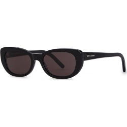 Saint Laurent SL316 Betty Oval-frame Sunglasses found on Bargain Bro UK from Harvey Nichols